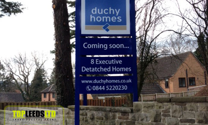 TDP Leeds signs for Duchy Homes