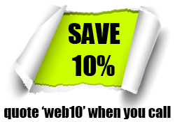 Save 10 percent at TDP Leeds