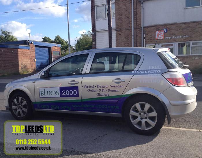 Vehicle Graphics Portfolio | Printers in Morley Leeds